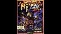 Monkey Island 2 LeChuck's Revenge OST - 03 - Scabb Island Overview