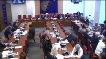 Intervention en Commission des Affaires Sociales sur la PPL visant à encadrer les rémunérations dans les entreprises