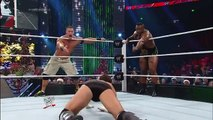 John Cena, CM Punk & Big E. Langston vs. The Shield- Raw, Dec. 23, 2013