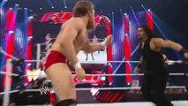 John Cena, Daniel Bryan & Randy Orton vs. The Shield- Raw, August 5, 2015