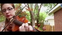 (Spirited Away) Waltz Of Chihiro【 Violin Cover】 - J Hisaishi