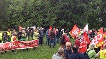 Loi Travail: 200 personnes à la manifestation