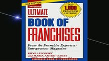 READ book  Ultimate Book of Franchises Full EBook