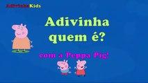 Família Peppa pig Paint  DESENHO PINTADO  Pocoyo, Pato, Elly e Loula