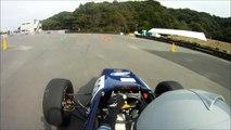 2012 FSAE-J No.29 Kogakuin Autocross OB 長澤