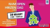 NVM Open Huizen Dag, Scheers en Roes Makelaars Taxateurs, 28 maart 2015