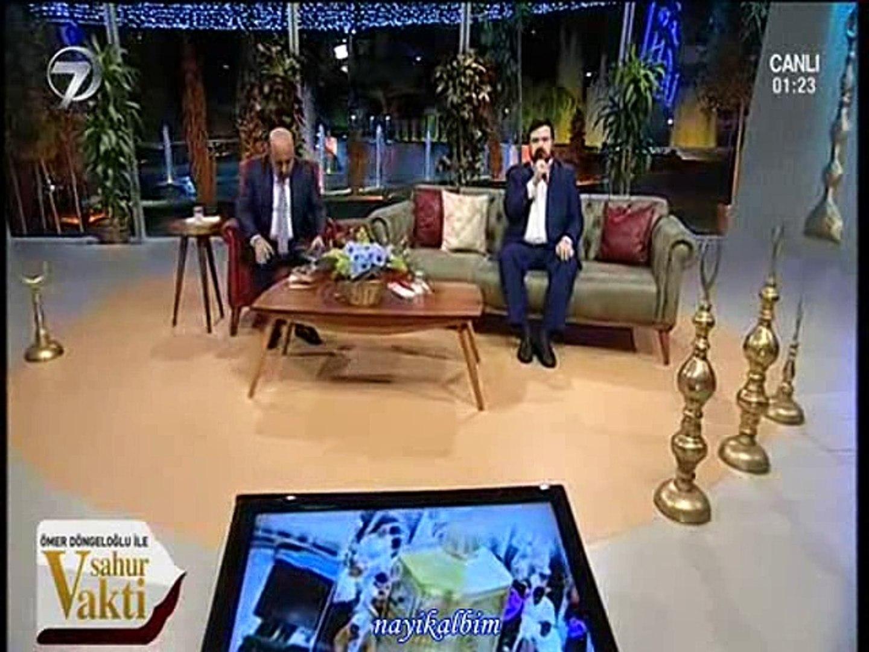 Ahmet Sarıkaya Müzzemmil- Fatiha suresi Ramazan 2016