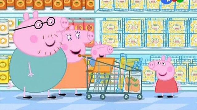 Peppa Pig / Свинка Пеппа 41. Супермаркет / Shopping