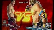 Kazuya Vs King - Tekken 5 DR Online Video 27