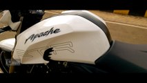 New TVS Apache RTR 200 4V Teaser | Torque - The Automobile Show