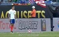 Alexis Sánchez Super FreeKick HD Chile 0-0 Bolivia