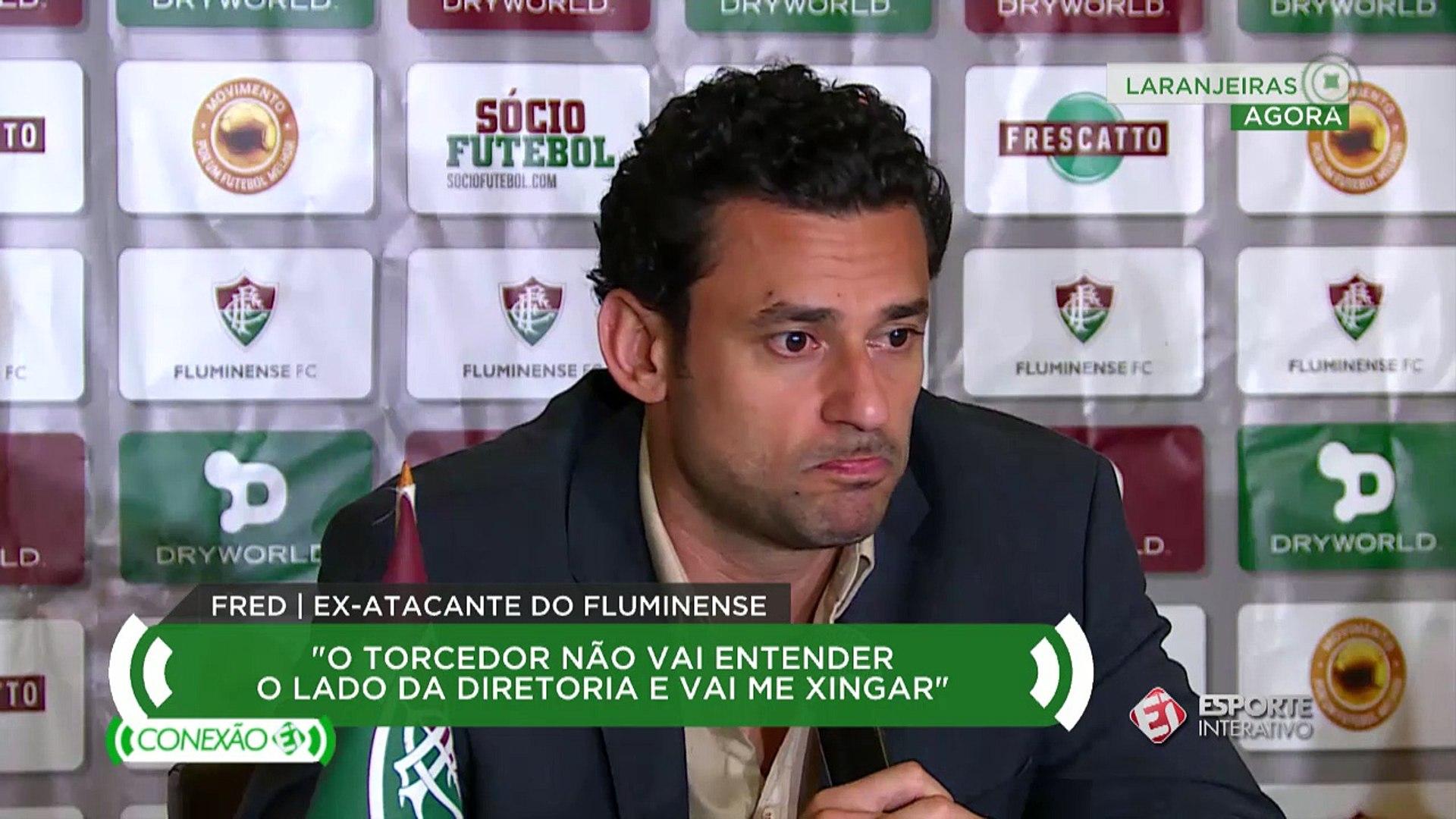 Fred: 'Esse é o clube mais importante da minha carreira'
