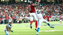 Atlanta Falcons wide receiver Julio Jones is poisted for a career year in 2016