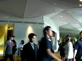 [FanCam] 28/11/2009 ZhouMi Yesung Henry DongHae ShinDong and Ryeowook @ Dusit Thani