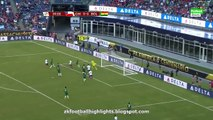 Alexis Sánchez Incredible Shot Blocked by Defender HD - Chile vs Bolivia 10.06.2016 HD