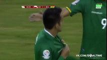 Jhasmani Campos Amazing Goal HD - Chile 1 vs 1 Bolivia 10.06.2016 HD