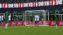 Chile vs Bolivia 1-1   Jhasmani Campos Amazing Free Kick Goal   Copa America 10-06-2016 HD