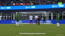Jhasmani Campos Super Free-Kick Goal HD - Chile 1-1 Bolivia 10.06.2016 HD