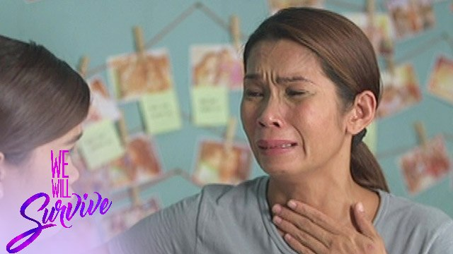 We Will Survive: Wilma gets emotional