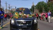 Muhammad Ali Laid to Rest in Louisville
