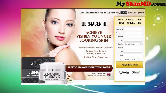 Dermagen IQ Anti-Aging Review - Make Your Skin Visibly Youthful With Dermagen IQ