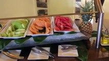 Breakfast buffet at Sheraton Maui Hawaii
