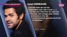 Euro 2016 - Karim Benzema et Hatem Ben Arfa victimes du système, Jamel Debbouze regrette ses propos
