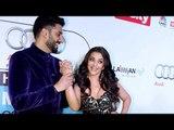 Aishwarya Bachchan & Abhishek Bachchan Moments At HT Most Stylish Awards | Watch Video