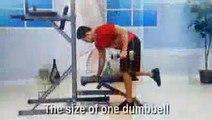 Stamina 25 lb. Versa-Bell Adjustable Dumbbell - Fitness Direct