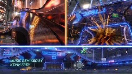 Rocket League - Neo Tokyo de Rocket League
