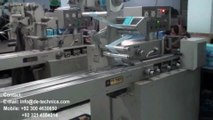 Cut & Wrap machine - Chew Toffee - Flow Wrapper, Flow Wrap Machine, Flow Pack Machine, Horizontal Packaging Machine
