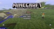 Minecraft  Windows 10 Edition Beta 6 8 2016 3 47 30 AM COOL right