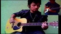 Leo Rubeiz toca CPM 22 - Um Minuto para o fim do Mundo (Guitar Instrumental Cover)(Acoustic)