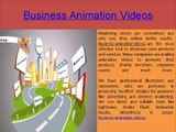 Business Animated Video Creator   Animated Graphic Design Maker - 2D 3D