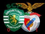 Sporting 1 4 Benfica 2009-10 David Luíz, Ramires, Luisão & Cardozo RR.