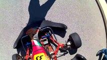 Kart Intrepid X30 Alcalá del Rio Karting Sevilla 19 Septiembre 2015 Jero Angulo