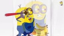 Minions BANANA IN T SHIRT Funny Cartoon ~ Minions Mini Movies 2016 [HD]