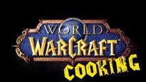 #8 Огненные аммониты - World of Warcraft Cooking Skill in life - Кулинария мира Варкрафт