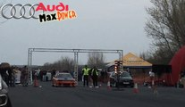 Fiat Punto GT Turbo Vs. Honda CRX Turbo