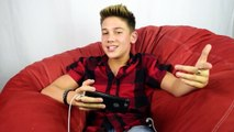 Minecraft gameplay video by Grant from the KIDZ BOP Kids (Featuring 'Uma Thurman' from KIDZ BOP 30)