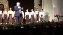 """GRUPUL CORAL """"PROMETEU'' din Chișinău, a venit la Iași să cu prilejul Festivalului, """"Grigore Vieru"""" din 17-18 mai 2016"""