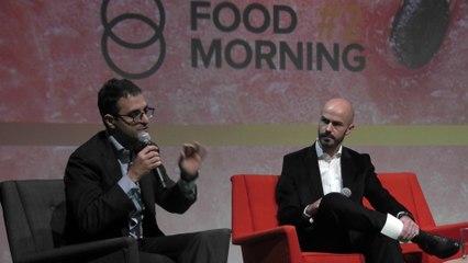 Arash Derambarsh au FOOD MORNING Dentsu Aegis Network - CB News