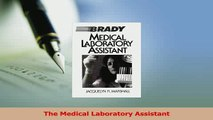 Books The Medical Laboratory Assistant Free Online - video dailymotion