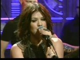 Kelly Clarkson - Regis & Kelly - Never Again