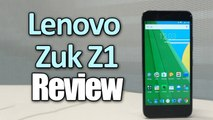 Lenovo Zuk Z1 Smartphone Review and Full Specifications