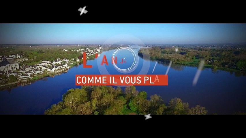 L'Anjou comme il vous plaît - Château de Montsoreau