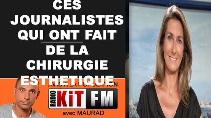 CES JOURNALISTES FONT DE LA CHIRURGIE ESTHETIQUE!