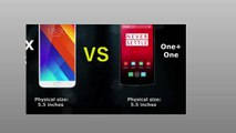 ☀ Best Review ☀ Meizu MX5 vs OnePlus One Quick Look