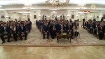 Başbakan Davutoğlu Çankaya Köşkü'nde Gençlerle Buluştu
