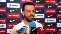 FCB Hoquei: Ricard Muñoz i Sergi Panadero, prèvia Liceo-FCB Lassa [CAT]